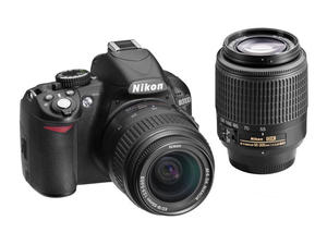 Nikon D3100 Price Discounted on Amazon for One Day Only