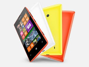 Nokia Lumia 525 Unveiled as Successor to Best Selling Windows Phone