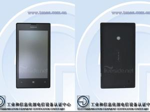 """Nokia 525 """"Glee"""" Spotted in Chinese Certification Filing"""
