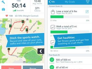 RunKeeper for iOS Now Uses iPhone 5s M7 Chip, Too