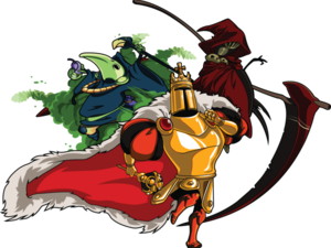 Shovel Knight still cranking out free content, shows off two more campaigns