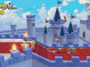 Super Mario 3D World Launch Trailer and Gallery - My Broken Promise