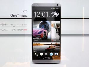 HTC One Max Pricing From Verizon Accidentaly Leaked