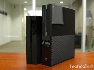 Sony PlayStation 4 vs. Xbox One Gallery Comparison