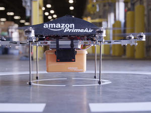 Kiss Your Amazon Prime Air Drone Dreams Goodbye... For Now