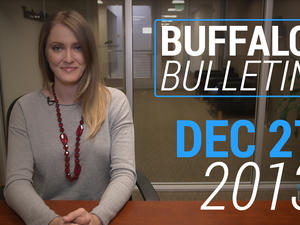 Buffalo Bulletin: Patent Lawsuits, BlackBerry, PS3/Xbox 360 Games and Much More!