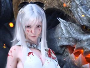 Drakengard 3 Launch Trailer and Director Interview - Bragging About Murder