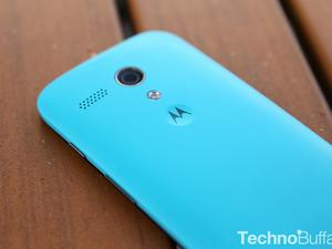 Moto G2 Spotted on its Way to India
