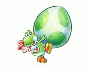 Yoshi's New Island Trailer - So THAT'S Where the Dinosaurs Went
