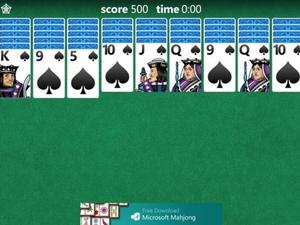 Windows Phone 8 Gets Microsoft's Solitaire Software Collection