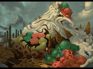 """Double Fine's Broken Age """"just about"""" to make its development cost back"""
