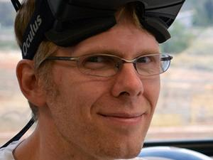 John Carmack is Creating Software for the Oculus Rift
