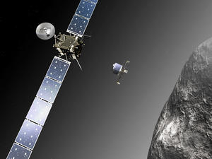The ESA officially bids farewell to its comet lander