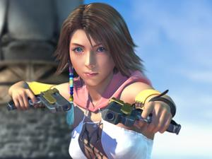 Final Fantasy X|X2 HD Remaster - See the Difference?