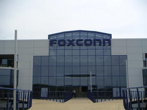 Foxconn aims for in-house hardware, acquires Belkin