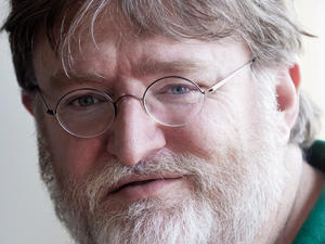 Valve's Gabe Newell invests in cooking startup, appears in ad