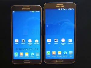Galaxy Note 3 Neo Photos, Specs and Benchmarks Leak Online