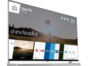 LG webOS Smart TV Picture Leaked Ahead of CES