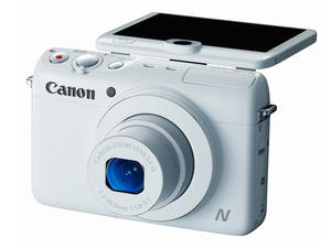 Canon Unveils New PowerShot Models, Including One With a Rear-Facing Camera
