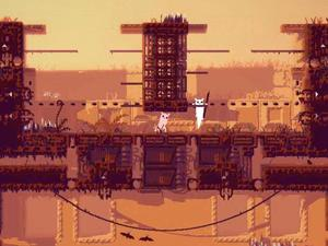 Rain World is an Odd Hunting and Survival Game, and it Looks Great