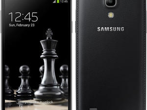 Black Edition Galaxy S4 and Galaxy S4 Mini Announced