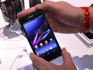 Xperia Z1 Compact Launches in UK and Germany