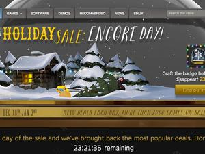 The Steam Holiday Sale Closes with Best Sellers Discounted Again