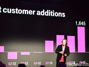 T-Mobile Added 1.645 Million Customers in Q4, Marking Best Quarter in 8 Years