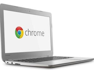 Toshiba Chromebook Features 13.3-inch Display, Launches Feb 16. For $279.99