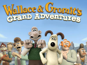 Wallace & Gromit's Grand Adventures Out of Distribution