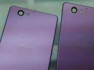 Xperia Z2 Back Casing Reportedly Leaks Online in Purple