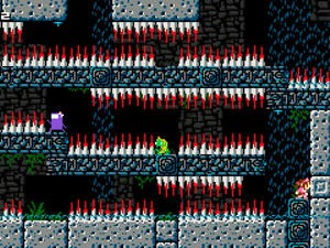 1,001 Spikes Hands-On - Insanely Fun and Super Difficult