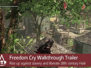 Assassin's Creed IV's Freedom Cry Standalone Story Gets Gameplay Trailer