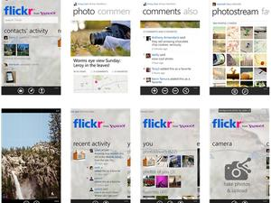 Yahoo Won't Update Flickr For Windows Phone, For Now