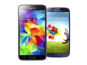 Galaxy S5 Vs. Galaxy S4 Spec Shootout