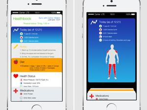 iOS 8 Healthbook Mockup Shows Stunning Future of Mobile Health