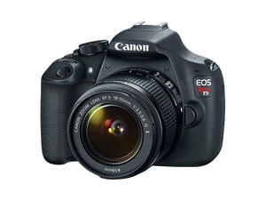 Canon Announces Rebel T5, Arriving in March for $549