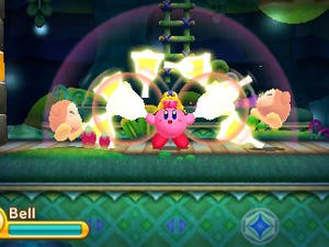 Kirby: Triple Deluxe Gameplay Trailer - So Many Powers!