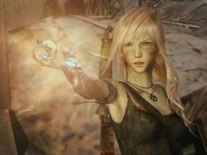 Lara Croft's Outfit Revealed for Lightning Returns: Final Fantasy XIII