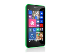 Nokia Lumia 630 Shows Up in Leaked Image