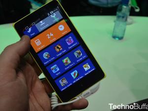 Nokia XL Android Smartphone Hands-On!