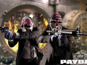 Payday 2 is Your Free Game From PlayStation Plus this Week
