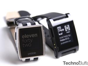Pebble Cuts $50 Off Pebble, Pebble Steel - Intros Health and Fitness Update