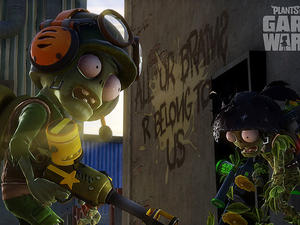 Plants vs Zombies: Garden Warfare sequel coming out in early 2016