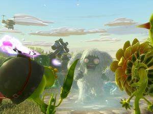 Plants vs. Zombies: Garden Warfare Launch Trailer is the Crazy We're Looking For