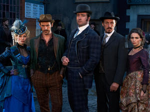 Amazon Saves Ripper Street From Cancellation