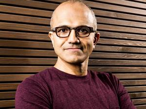 "Microsoft CEO Satya Nadella's book ""Hit Refresh"" coming next fall"