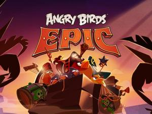 Angry Birds Epic to Feature Turned-Based Gameplay