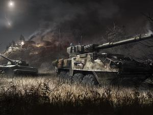 Armored Warfare is a Free-to-Play Tank MMO from Obsidian