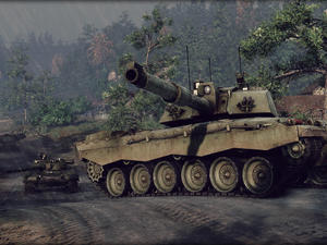 Armored Warfare is Still Chugging Along and Blowing Up Everything